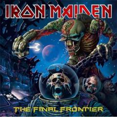 [IRON MAIDEN] THE FINAL FRONTIER 100816