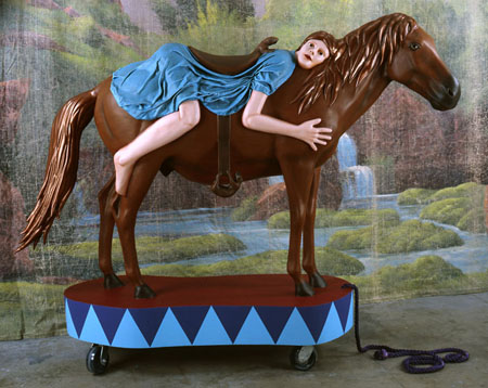 Spirit Horse, 2007